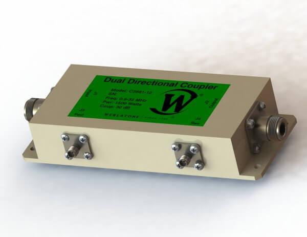 RF Coupler - Model C3881