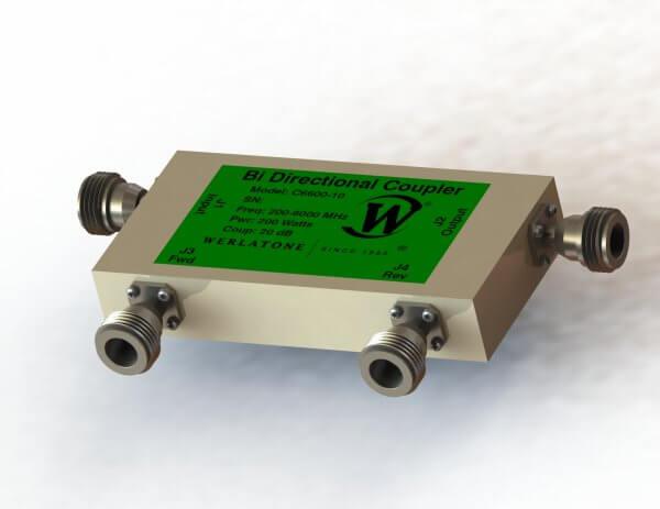 RF Coupler - Model C6600