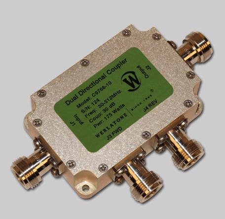 RF Coupler - Model C9766