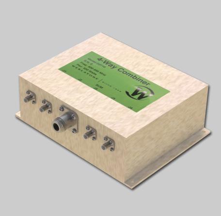 4-Way RF Combiner/Divider