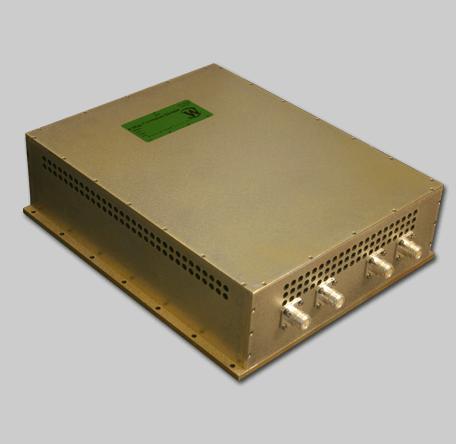 4-Way HF Combiner