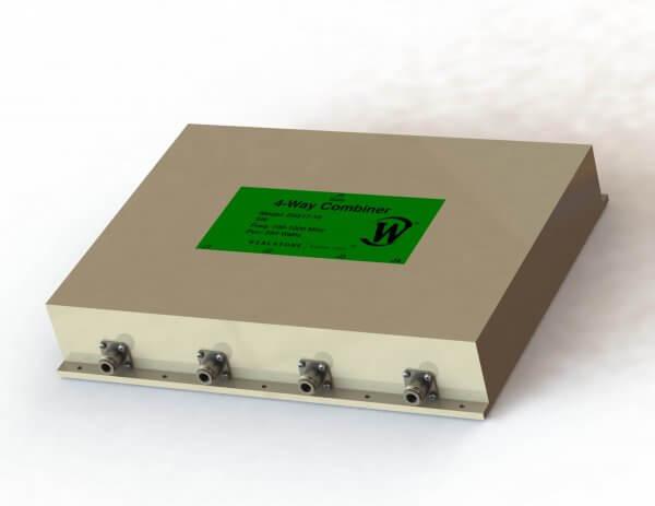 RF Combiner - Model D5517 - 4-Way Combiner/Divider