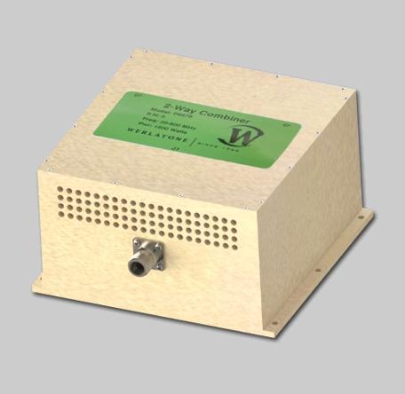 RF Combiner - Model D5576 - 2-Way Combiner/Divider
