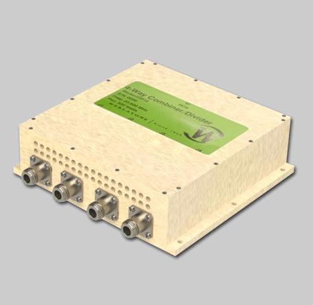 RF Combiner - Model D5612 - 4-Way Combiner/Divider