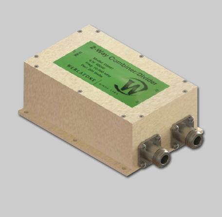 RF Combiner - Model D5687 - 2-Way