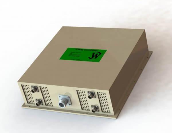 RF Combiner - Model D5778 - 4-Way Combiner/Divider