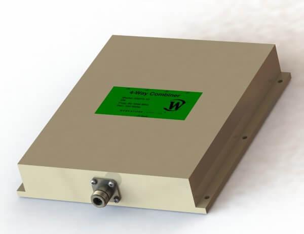 RF Combiner - Model D5875 - 4-Way Combiner/Divider