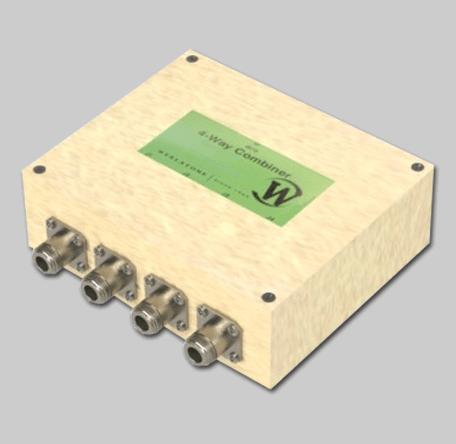 4-Way RF Combiner / Divider