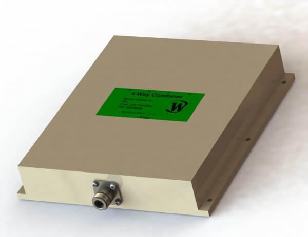 RF Combiner - Model D5944 - 4-Way Combiner/Divider