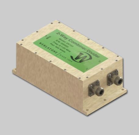 RF Combiner - Model D6103 -