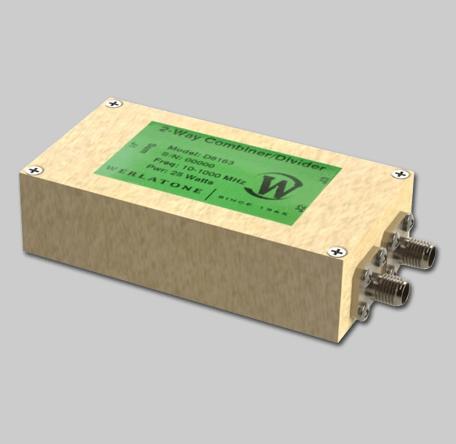 RF Splitter - Model D6163 - 2-Way