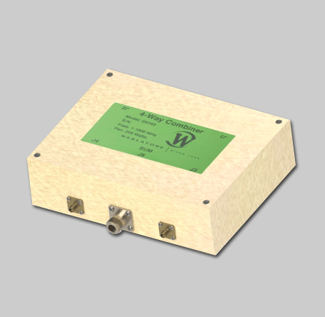 RF Combiner - Model D6183 - 4-Way