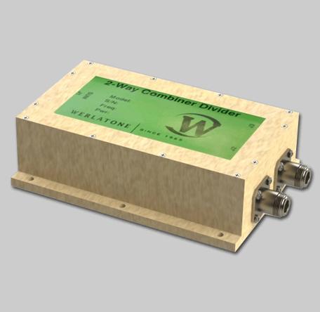 2-Way RF Combiner / Divider