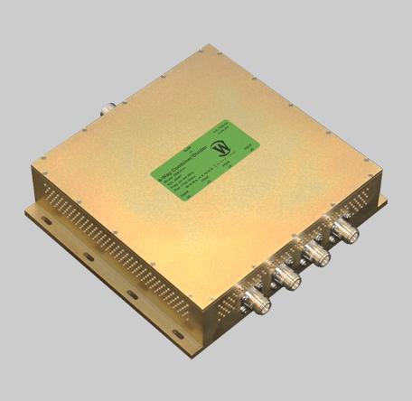 RF Combiner - Model D8803 - 4-Way Combiner/Divider