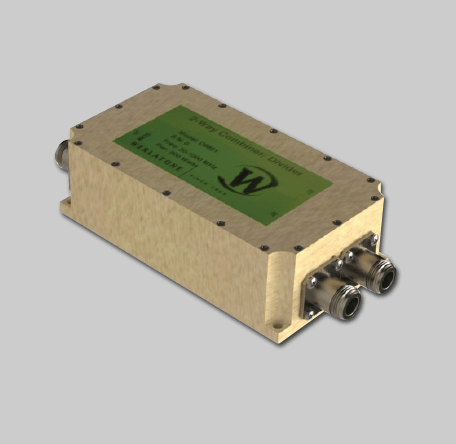 RF Combiner - Model D8851W - 2-Way Combiner/Divider