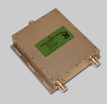 RF Combiner - Model D9264 - 2-Way Combiner/Divider