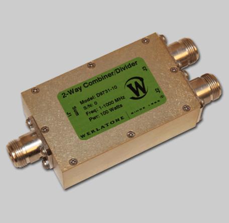 RF Combiner - Model D9731