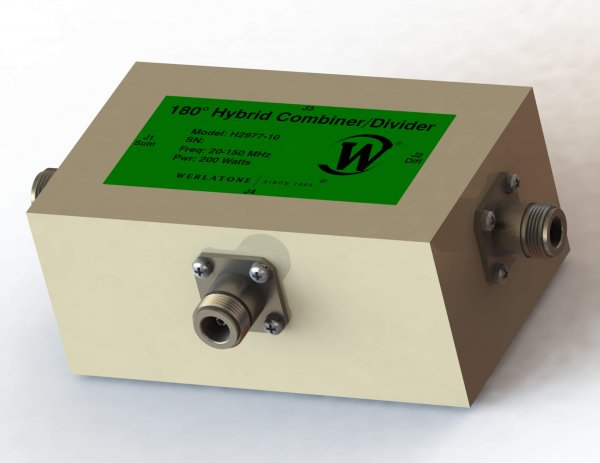 180° Hybrid Combiners – H2977
