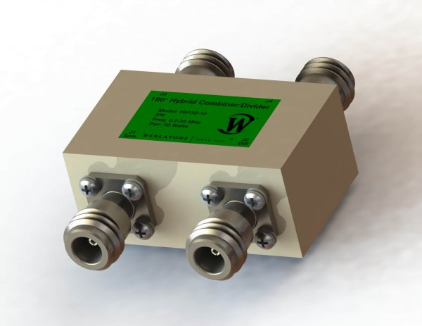 180° Hybrid Combiners – H6152