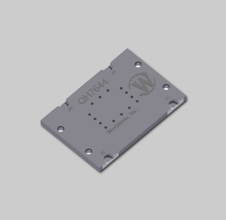 RF Hybrid Coupler - QH7644