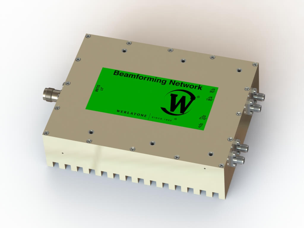 Beamforming Network 3